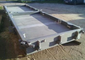 Формы и вибростенды для дорожных и аэродромных плит ПАГ-14/18, ПДН, 2П30-18.
