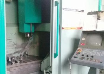 Продам фрезерный обрабатывающий центр с ЧПУ  DC70V