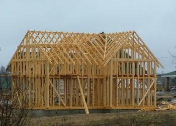 Строим Каркасные дома - быстро, качественно, недорого