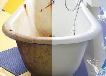 Реставрация ванн в Барнауле от 2300 руб.!