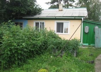 Дом 38 м2  + капитальная кухня и баня