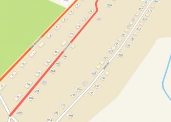 Продам участок под индивидуальное жилое строительство площадью 12,05 кв.м