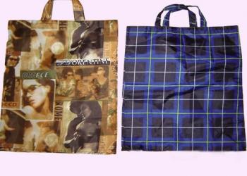 Продаём оптом сумки хозяйственные болоньевые