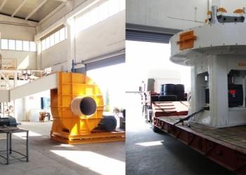 Продается роликовая маятниковая мельница производство Турции.