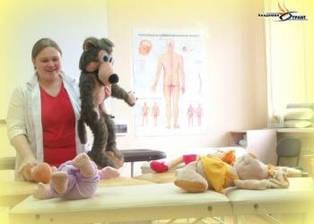 Курс детского массажа