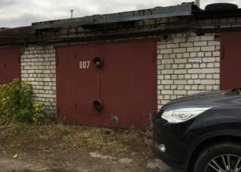 Продаю кирпичный гараж 32,4 кв.м. Один собственник.