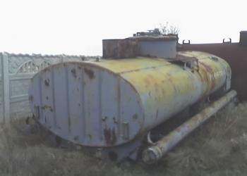 Калибровочная цистерна  9080л.автозаправшика МАЗ.