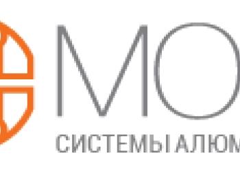 Алюминиевые профили MODUS