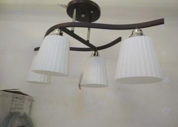 Люстра Евро-стиль на 4 лампы  Л-44