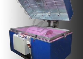 Пресс станок для радиусных фасадов TVPR-900