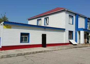 Складские и административно-бытовые здания 6333 кв.м.