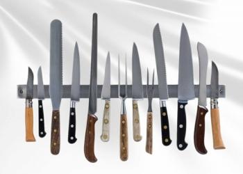 Профессиональная заточка и восстановление кухонных ножей