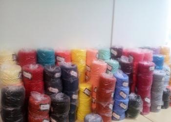 Трикотажная пряжа для вязания сумок, корзинок и т.д.