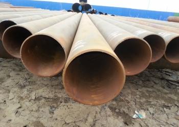 Трубы восстановленные, лежалые, бу, свой склад.