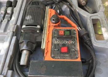 Б/У Сверлильный станок на магнитном основании Magtron MBE 35 N