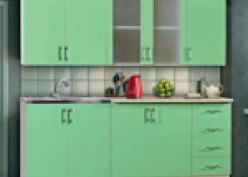 замер кухонь шкафов