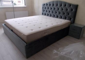 Кровать двуспальная от крымского производителя
