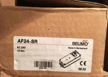 Привода Belimo, Siemens