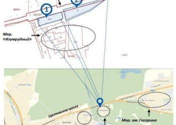 Предлагаем к приобретению участок общей площадью 2.