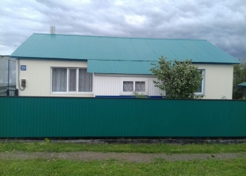 Продажа дома с землей в с.Мишкино, дом 76 м2