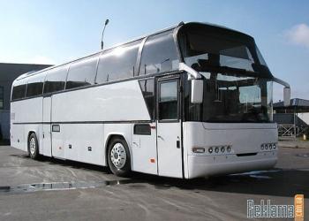 Заказ и аренда автобусов.