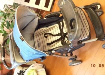 прогулочная коляска трансформер