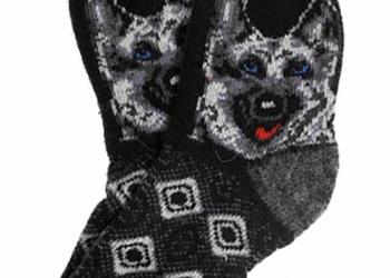 """103 руб. Носки мужские """"Собака"""" оптовая продажа мужских вязанных носков"""