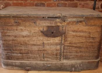 Ларь деревянный. 19 век.