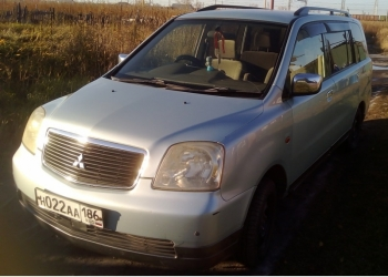 Продам Mitsubishi Dion, 2000