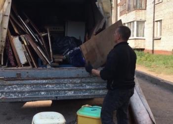 Вывоз старой мебели: приезжаем, разбираем, грузим, вывозим!