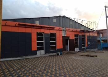 ВКФ-вентилируемые кассетные фасады