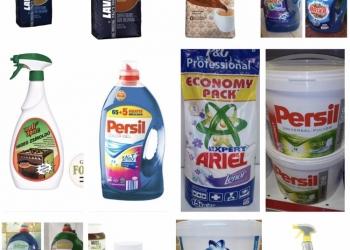 Продам опт и розница Жидкие и сухие порошки Ariel ,Persil