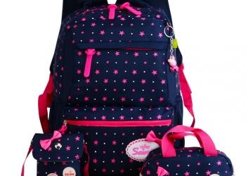 Стильный рюкзак для девочек