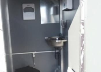 Продам туалетные комплексы и сварные винтовые сваи