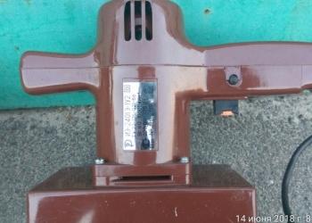 Машинка плоскошлифовальная электрическая