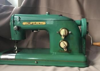 Швейная машинка Тула 1 модель