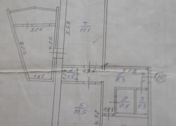 2-к квартира, 50/9 м2, 4/5 эт.