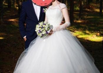 """Свадебное платье из салона """"Elisabeth"""""""