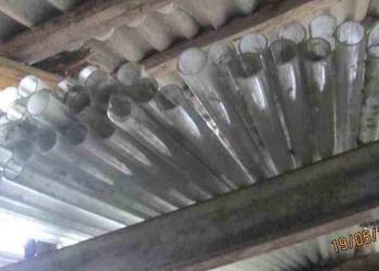 Стеклянные молокопроводные трубы и другое молочное оборудование