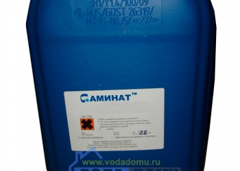 Материалы для водоподготовки и защиты оборудования от коррозии и накипеобразован