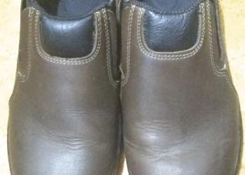 Полуботинки новые кожаные