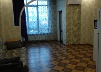 1-к квартира, 52 м2, 6/16 эт.евро ремонт, вид на город