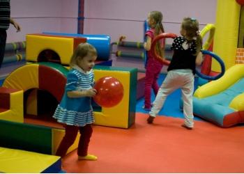 Оборудование для детской игровой комнаты