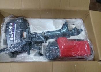 Лодочный мотор Sea-Pro 5 лс