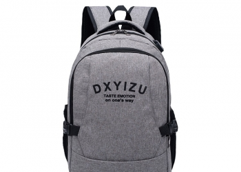Надёжный, вместительный, модный рюкзак.