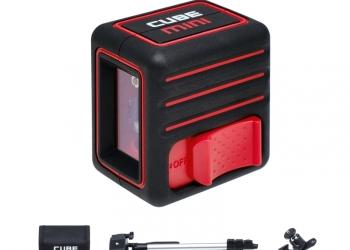 Аренда и прокат . Построитель лазерных плоскостей (уровень) ADA Cube MINI