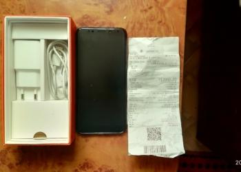 Xiaomi Redmi 5 plus(Black) 32/3 Gb