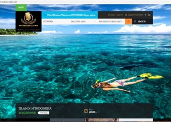 Готовый сайт для бизнеса - продажа мировой элитной недвижимости плюс план продаж