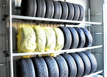 Транспортировка и сезонное хранение шин