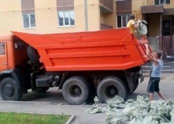 Вывоз мусора в Волгограде
